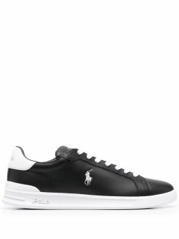Polo Ralph Lauren Polo Pony-embroidered low-top sneakers 809829825
