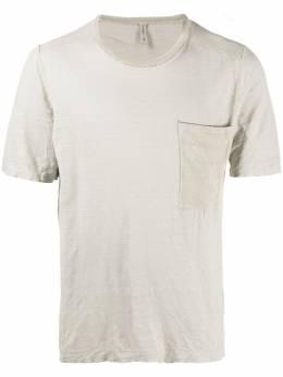 Transit футболка с нагрудным карманом CFUTRN4391