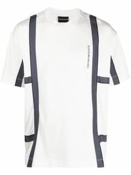 Emporio Armani футболка с логотипом 3K1TAH1JUVZ