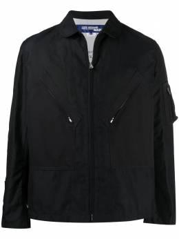 Junya Watanabe Man куртка-рубашка на молнии WGJ021051