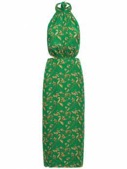 Длинное Платье Johanna Ortiz 73IXD5006-RU1FUkFMRCBHUkVFTg2