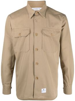 Department 5 рубашка с заостренным воротником US0132TF0017