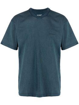 Carhartt Wip футболка Mosby Script I028655