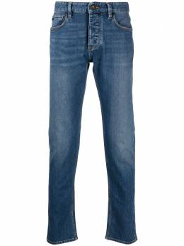 Emporio Armani джинсы кроя слим 3K1J751DX1Z