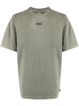 Puma футболка с логотипом 530470