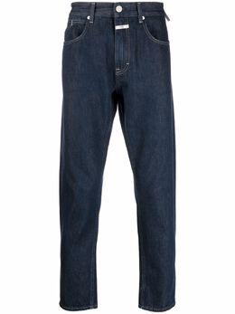 Closed прямые джинсы средней посадки C301051ED20