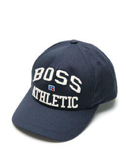 Boss by Hugo Boss бейсболка из коллаборации с Russell Athletic 50456961