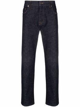 Fendi джинсы с логотипом FLP202AF8M