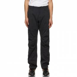 Ten C Navy Straight Trousers 21CTCUP01093 A06105