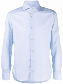 Kiton твиловая рубашка UCSH0660027003