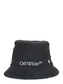 Шапка Из Вискозы Off-White 73IW6X019-MTAwMQ2