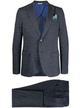 Manuel Ritz костюм-двойка с однобортным пиджаком 3032A3068M213195