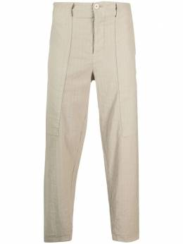 Transit cropped straight-leg trousers CFUTRNH170