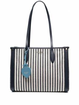 Kate Spade striped tote bag PXR00443