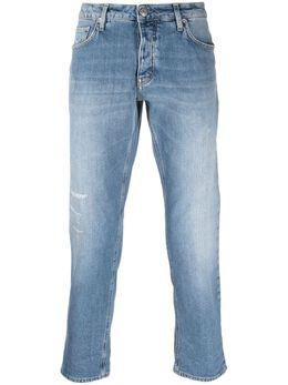 Haikure укороченные джинсы средней посадки HEM03164DS059L0558