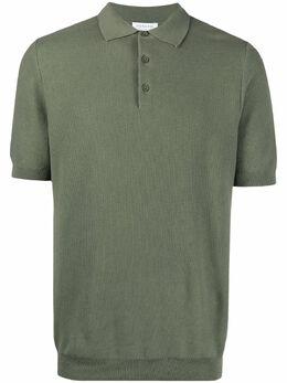 Sunspel фактурная рубашка поло MPOL8115