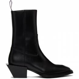 Eytys Black Luciano Boots LUBL