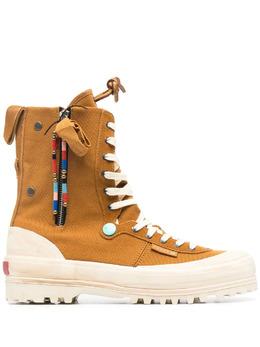 Superga ботинки на платформе 2115PW2569A13