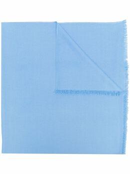N.peal кашемировый шарф с бахромой NPA000005