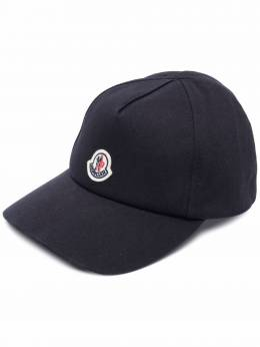 Moncler Enfant кепка с логотипом 3B7080004863