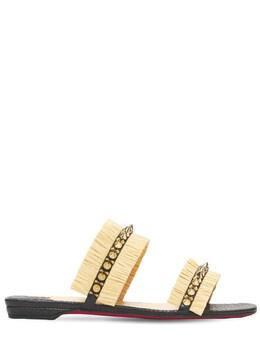 Кроссовки Marivodou 10мм Christian Louboutin 73IG6N015-SjM3Ng2