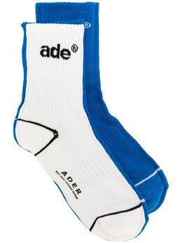 Ader Error носки с контрастной вставкой 19ASSSO01BL