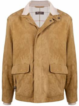 Loro Piana однобортная куртка FAL2196