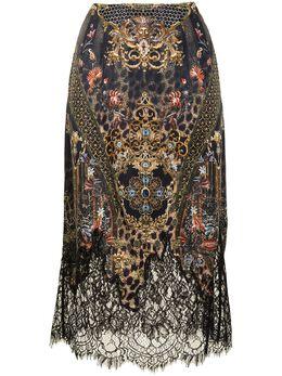 Camilla юбка миди Abingdon Palace 00010625