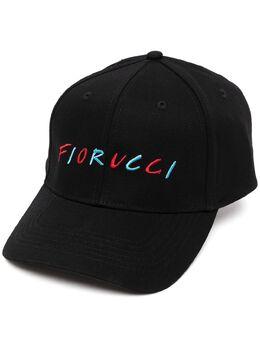 Fiorucci кепка с логотипом A09AFIO1CBK
