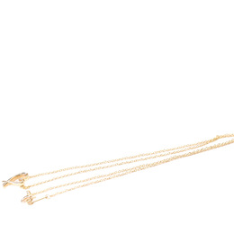 Tiffany & Co. 18K Pink Gold Loving Heart Pendant Necklace 400367