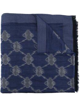 Giorgio Armani шарф с монограммой 7452081P108