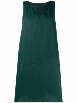 Armani Exchange платье-трапеция с вырезом 3KYA24YNVDZ