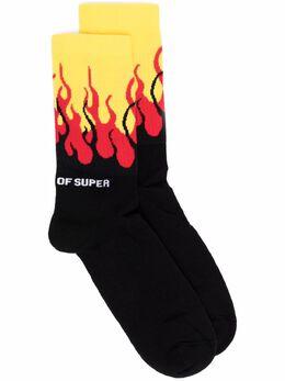 Vision Of Super носки с логотипом VOSSOCKSMIX1