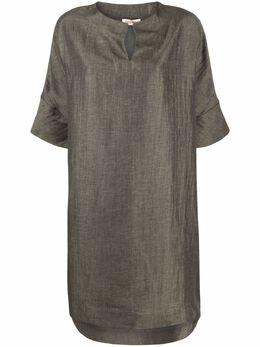 Gentry Portofino платье-футболка оверсайз D524ME