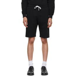 Ermenegildo Zegna Black Cotton Shorts N6N10 109