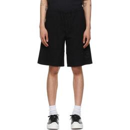 Y-3 Black Heavy Pique Shorts GV4211