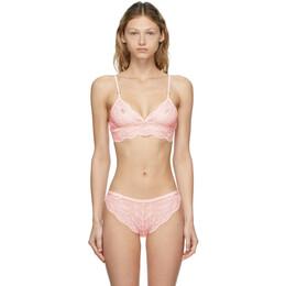 Stella McCartney Pink Clementine Bra S6R080920