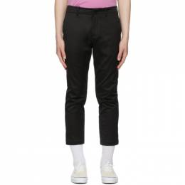 Opening Ceremony Black Slim-Fit Chino Trousers YMCG001S21FAB0011100