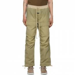 Fear Of God Green Military Cargo Pants FG40-004DUK
