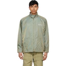 Fear Of God Green Iridescent Souvenir Jacket FG30-017ITW