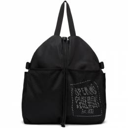 Opening Ceremony Black Nylon Backpack YMNB001S21FAB0021111