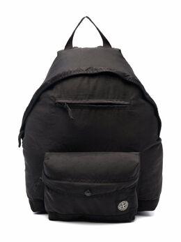 Stone Island Junior рюкзак с нашивкой-логотипом 741690763