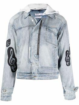 C2H4 джинсовая куртка R003012J