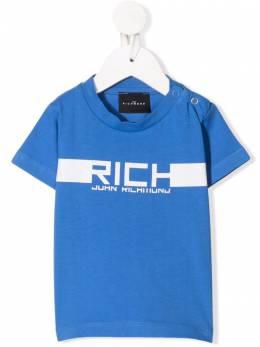 John Richmond Junior футболка с логотипом RIP21114TS