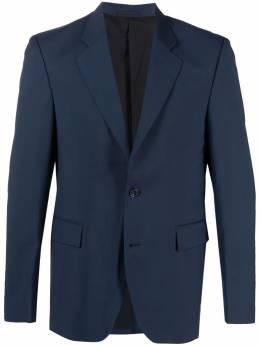 Etudes однобортный пиджак строгого кроя E06SS51