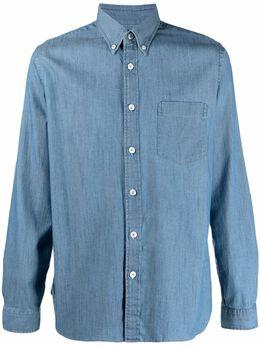 Xacus легкая джинсовая рубашка 81131421ML