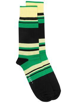 Marni носки в полоску с логотипом SKZC0069Q0S17746