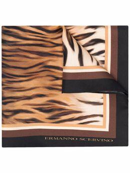 Ermanno Scervino шарф с принтом D382R300TII