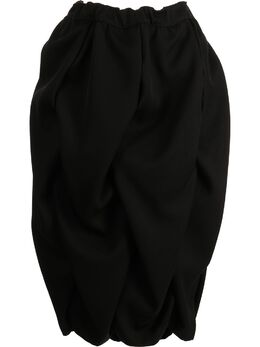 Comme Des Garcons пышная юбка со сборками GGS001051