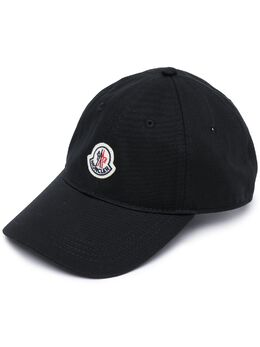 Moncler бейсболка с нашивкой-логотипом G10913B70600V0090